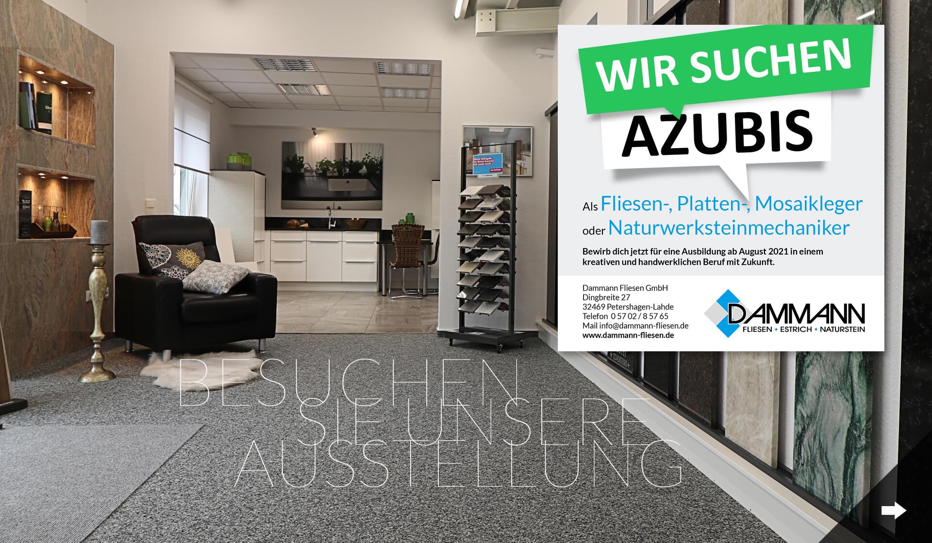 Dammann Fliesen GmbH Minden Petershagen